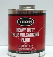 Tech Blue Vulcanizing Cement 776