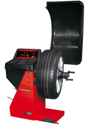 John Bean B100 Wheel Balancer