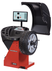 John Bean B400L Wheel Balancer