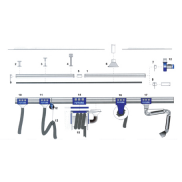 Future ALU 170 - ULU230 Back Exhaust Extraction System
