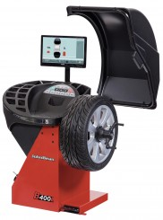 B400L - VIDEO WHEEL BALANCER