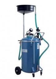 90 lt Waste oil Drainer cw Dipstick Probes 90080