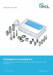 PCL EMERGENCY COUPLING KIT