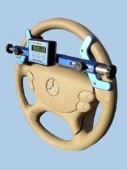 STEERING WHEEL ADJUSTING BALANCE RNW 2009