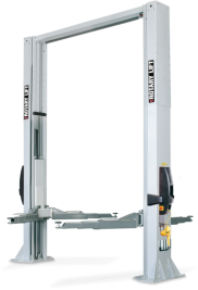 Rotary Two-Post Lift SPO65E-MB