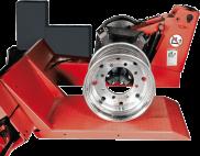 T8058B - Heavy-Duty Truck Tyre Changer