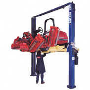 Rotary TLO7 Turf Maintenance Lift