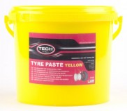 TYRE PASTE  YELLOW  5 KG TP-03
