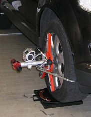 AXIS 10 MOBILE CAR WHEEL ALIGNMENT