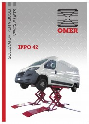 OMER IPPO42 Scissors Lift