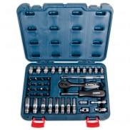 43 Pc Quarter Inch Drive Socket Set - M1443