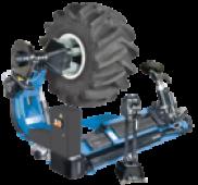Monty 5800WL Heavy-Duty Truck Tyre Change