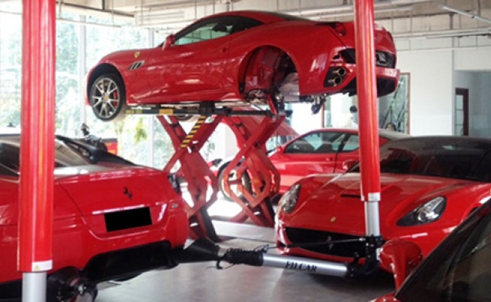 Filcar Exhaust Extraction Systems